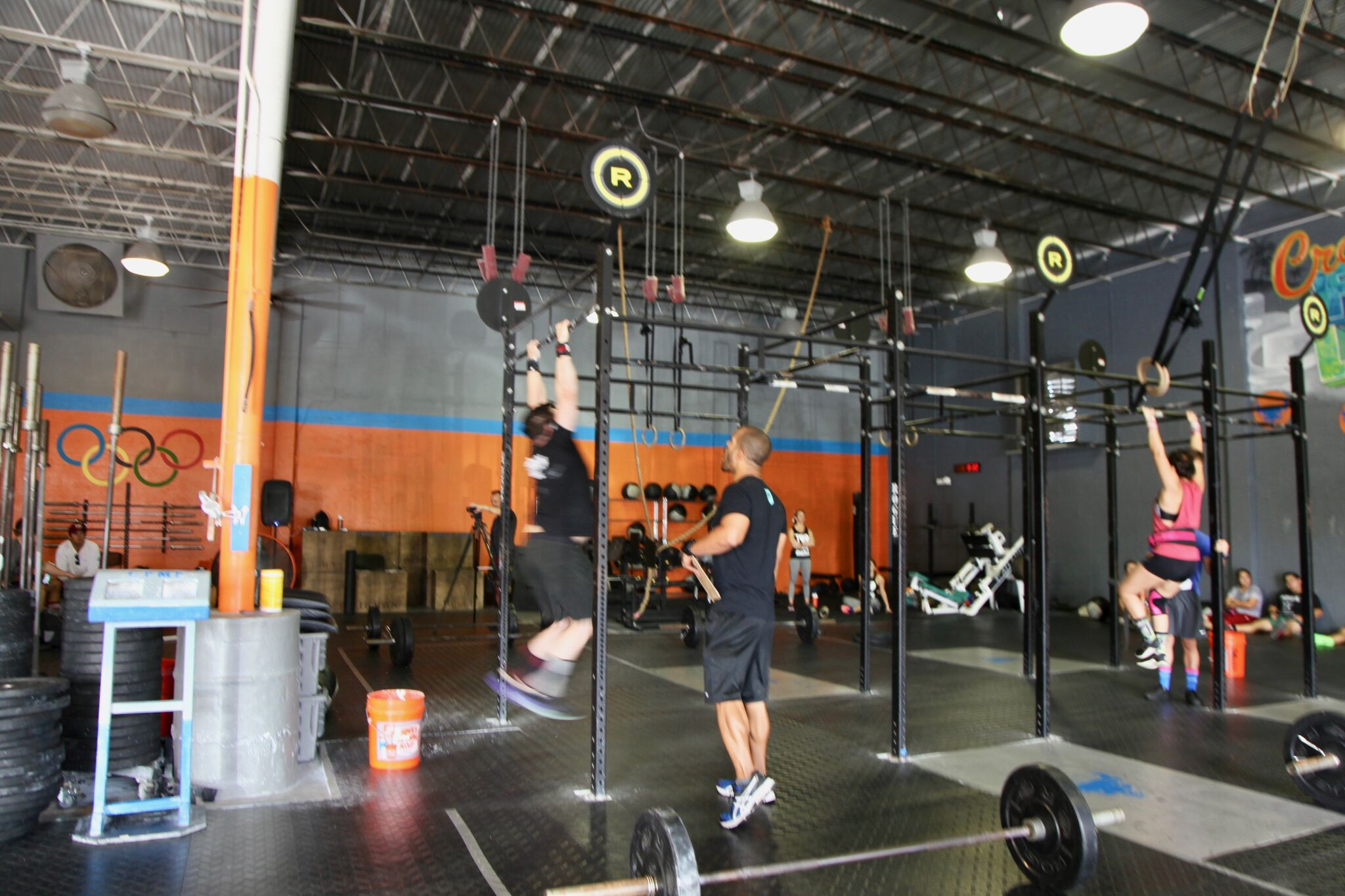 Crossfit gyms